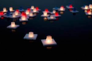 """""""Hiroshima Day at Töölönlahti, Helsinki"""" © /kallu, CC-BY-SA"""