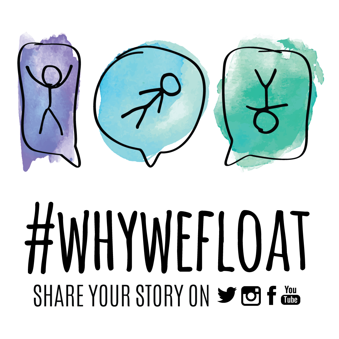 #WhyWeFloat-Instagram-general-post